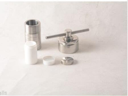 Welljoin Hydrothermal Autoclave Reactor with Teflon Chamber Hydrothermal Synthesis 150ml