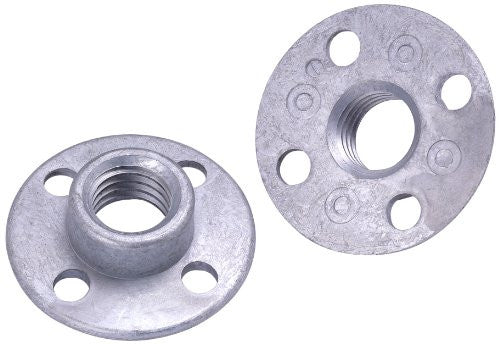 "3M Disc Retainer Nut 05622, 3/8"" Thread Length, 5/8""-11 Thread (Pack of 10)"