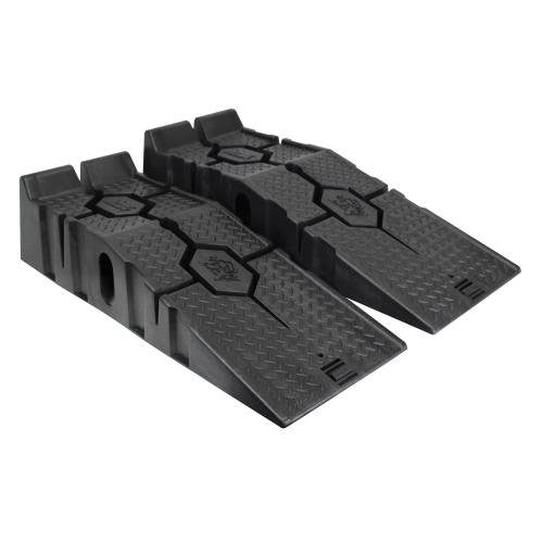 RhinoGear 11912 RhinoRamps MAX Vehicle Ramps (Pair, 16,000lb. GVW Capacity)