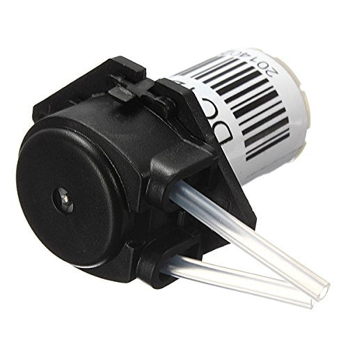 12V DC Dosing Pump Peristaltic Pump For Aquarium Lab Analytical Water