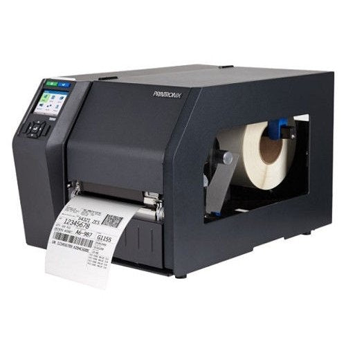 "Printronix T83X8-1110-0, T8308 Thermal Transfer Printer, 8 In Wide, 300 Dpi, Standard Emulations, RS 232 Serial, USB 2.0, and Print net 10/100 Base T, Standard, 19"" width, 5"" Height, 19"" Length"