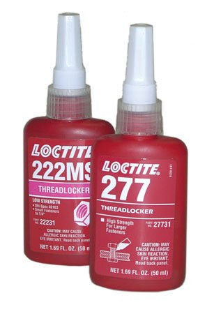 250ml Bottle, Permanent (Red), LOCTITE Liquid Threadlocker (1 Each)