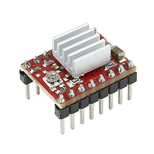 WYZworks A4988 Stepper Motor Drive Module for 3D Printers, Polulu Stepstick RAMPS