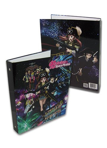 Bodacious Space Pirates Group Binder
