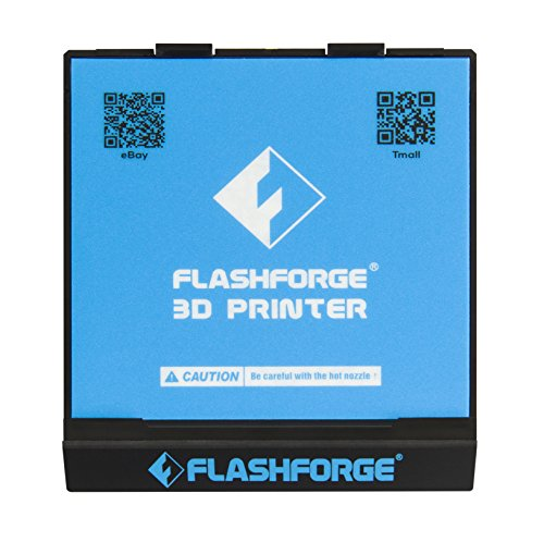 FlashForge FFCQ016 Removable Print Bed for FlashForge Finder 3d Printers