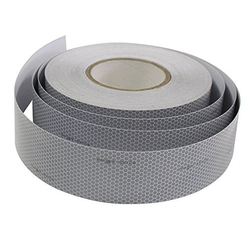 "Reflective SOLAS Marine Tape Roll (2"" x 30')"