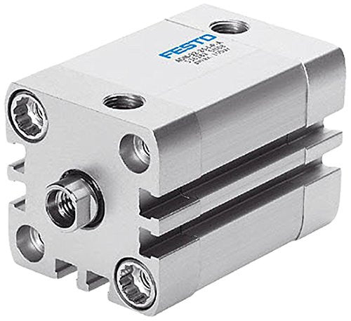 Festo 536303 Compact Double Acting Cylinder, ADN-40-25-I-P-A