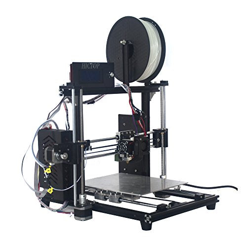 "HICTOP Auto Leveling Desktop 3D Printer Prusa I3 DIY Kit High Accuracy CNC Self-assembly 10.6"" x 7.9"" x 7.7"" Printing Size【Filament Not included】"