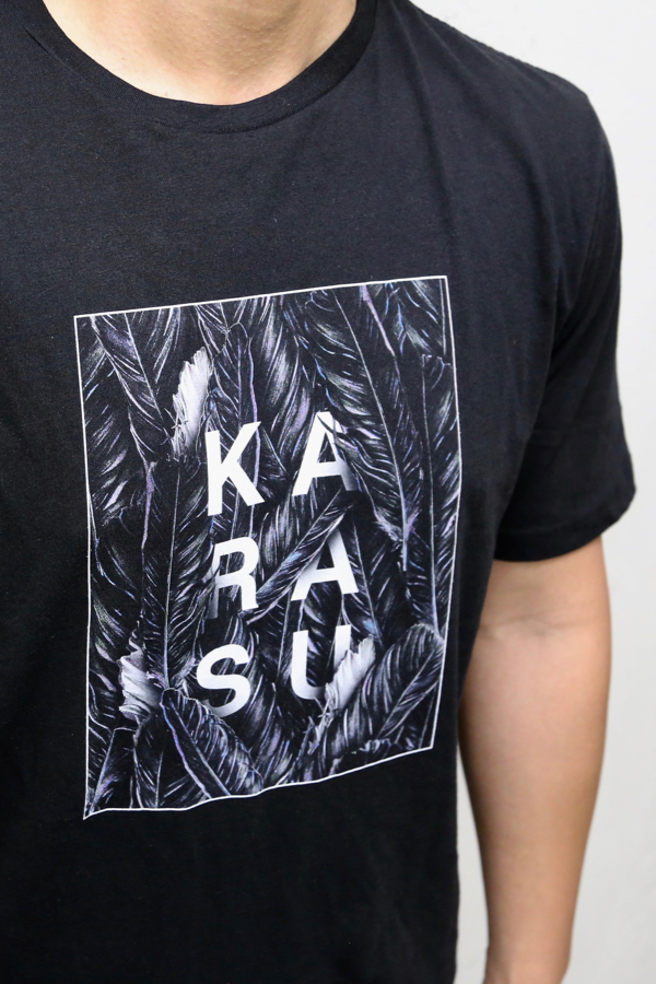 Karasu Box Feather BLK
