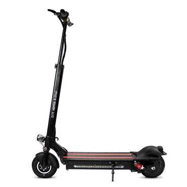 "CLEARANCE ITEM! City Hopper ""Bi-Star"" 2-Wheel Electric Kick Scooter (Open Box)"