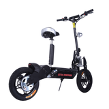 City Hopper Turbo Brushed 1000W Foldable Electric Scooter