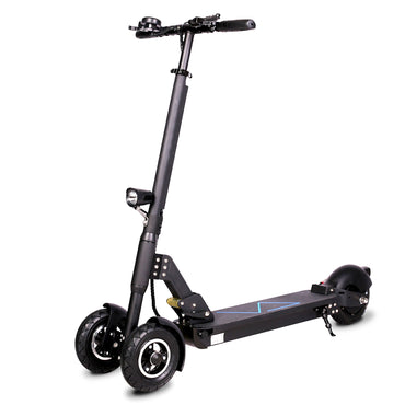 Tri-Star 3-Wheel Electric Scooter with 8-Inch wheels (Open Box)