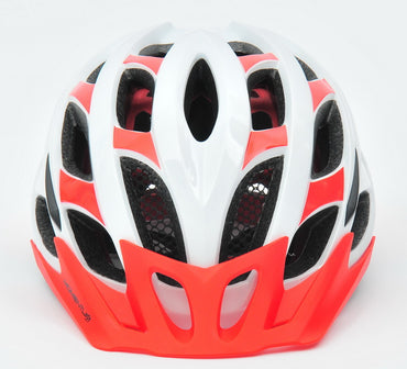 Momentum IM5 Multi-Purpose Bicycle Helmet - White / Red