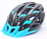 Momentum IM5 Multi-Purpose Bicycle Helmet - Black / Blue