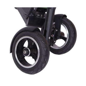Tri-Star 3-Wheel Electric Scooter with 8-Inch wheels, 350W Motor, Patented Electric Kick Scooter by City Hopper