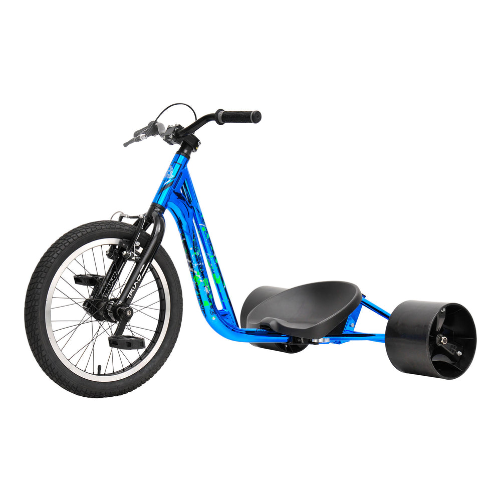 Triad Drift Trike Countermeasure 3 - Metallic Blue
