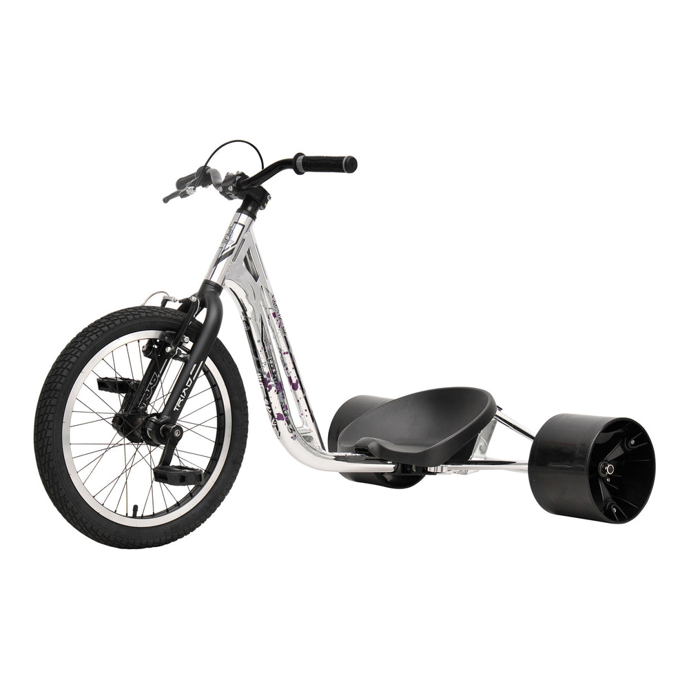 Triad Drift Trike Countermeasure 3 - Metallic Silver