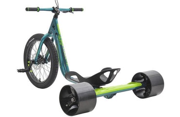 Triad Drift Trike - Notorious 3 - Adult Sized Tricycle (Open Box)