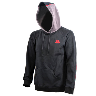 Triad Official Grey Hoodie made of Polyester and Cotton Blends