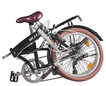 Blitz City Folding Bike
