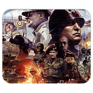 Axis & Allies Box Art Mouse Pad
