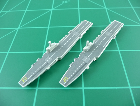 Custom Painted ANZAC Magnetized Carrier By Military Miniatures (x2)