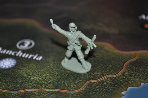 Custom Painted Axis & Allies – Combat Miniatures