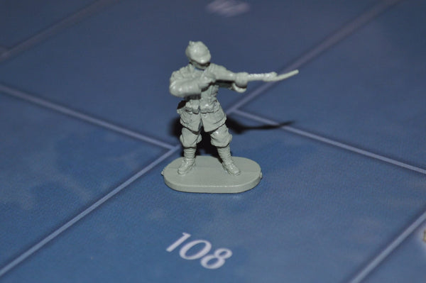 Custom Painted 1/72 Chinese Infantry