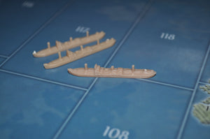 Axis & Allies UK Transport (x3)