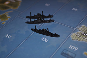 Axis & Allies German Transports (x3)
