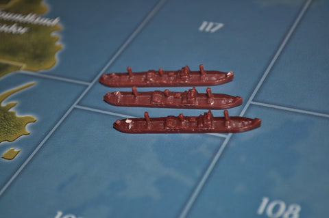 Axis & Allies Russian Transport (x3)