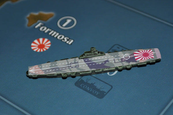 Custom Painted Chiyoda Japanese Carrier