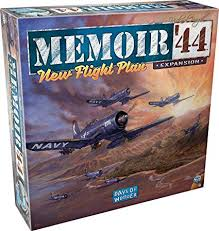 Days of Wonder Memoir 44': New Flight Plan Expansion