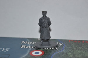 1/72 Caesar German Commander with Field Greatcoat