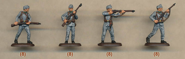 WW1 1/72 HaT Austrian Infantry