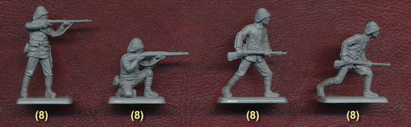 WW1 1/72 HaT Turkish Infantry