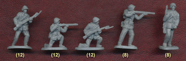WW2 1/72 HaT Polish Infantry