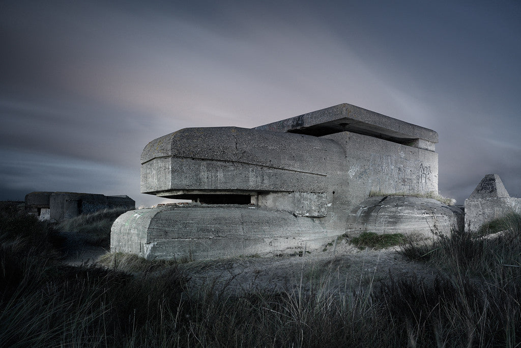 Atlantic Wall Heavy Bunker