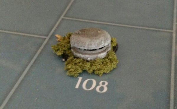 Island Defense Pill Box