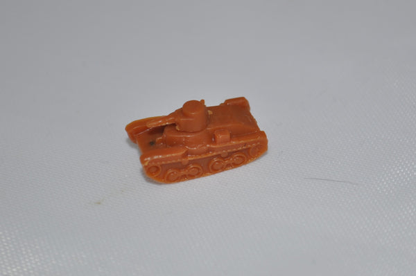 1/285 Micro Armour Type 95 Ha-Go Japanese Tank (x5)