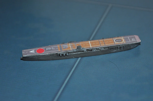 Custom Painted Akagi Japanese Carrier