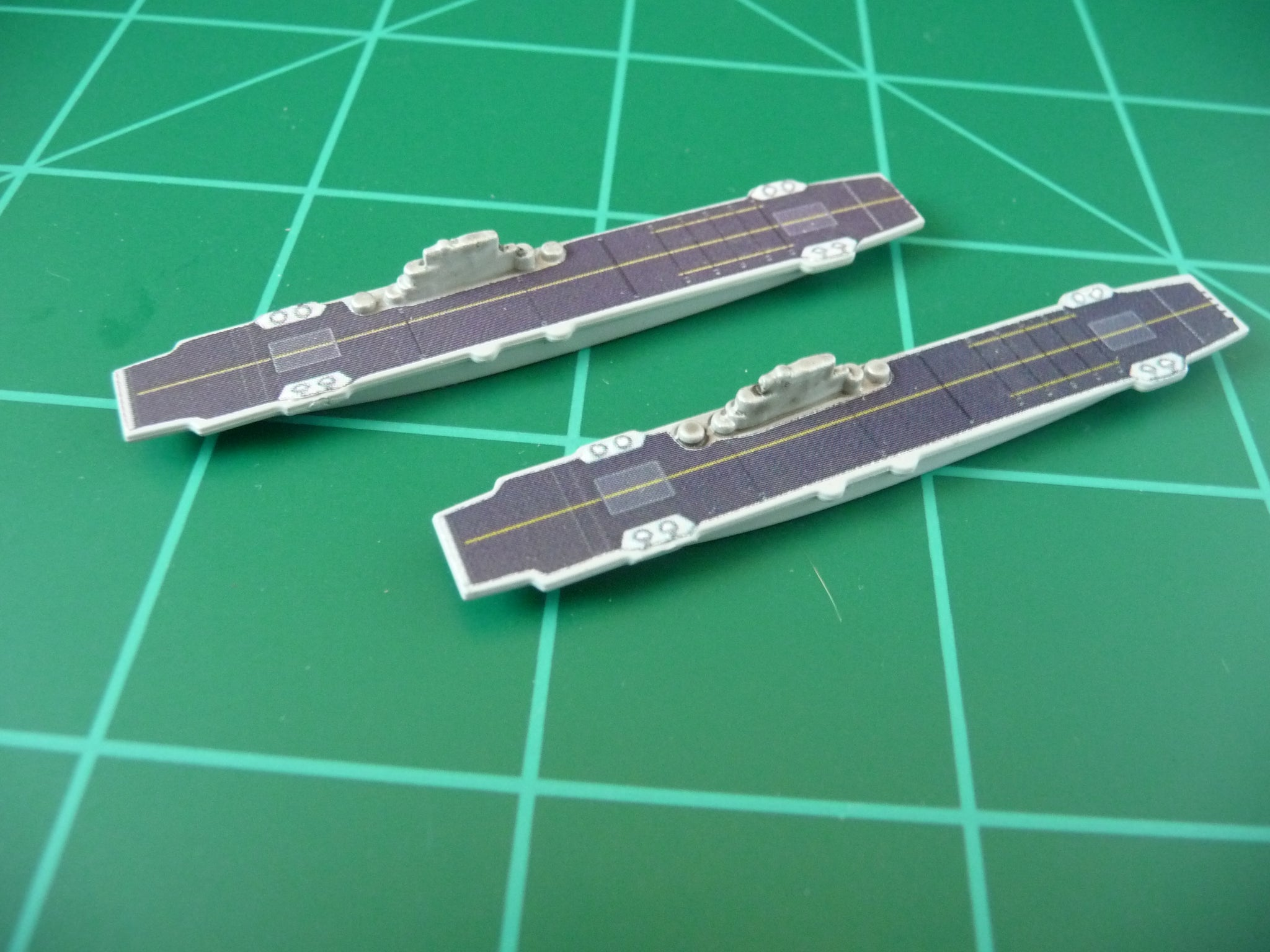 Custom Painted Magnetized UK Carrier By Greg (x2)