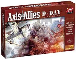 Avalon Hill Axis & Allies D-Day Strategy Board Game
