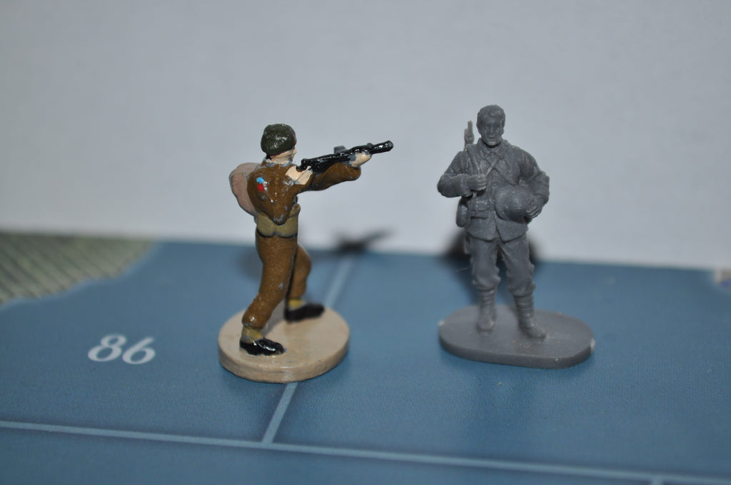 Caesar Miniatures WWII French army 1:72