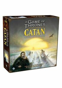 A Game of Thrones Catan: Brotherhood of the Watch Strategy Board Game
