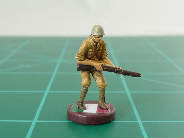 Axis & Allies Italian Roundel Infantry Base Water Slide Decals