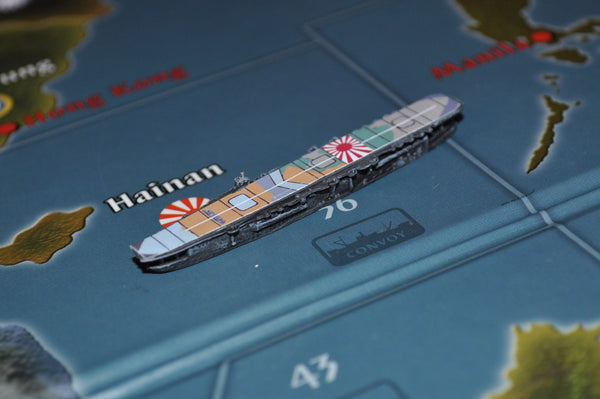 3-Pack Custom Painted Kaga Japanese Carriers