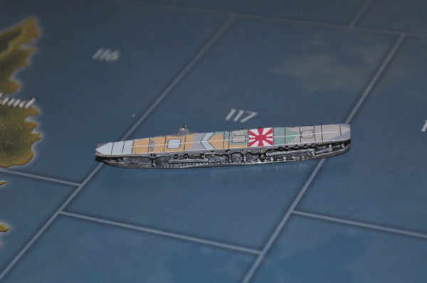 Custom Japanese Carrier Decal 3-Pack