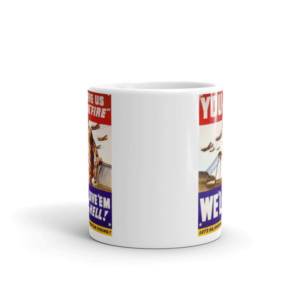 WW2 RAF Recruitment Poster Mug