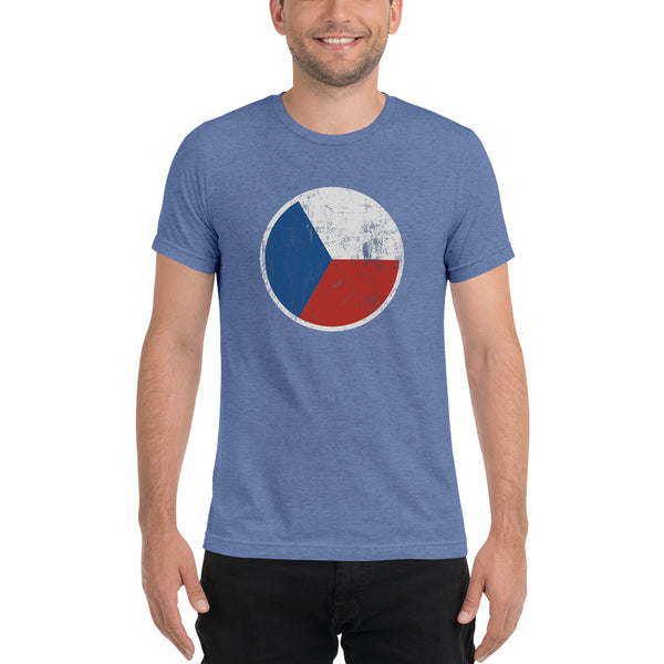Czech Roundel Short sleeve t-shirt